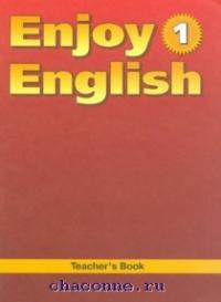 Enjoy English 1.Teacher`s book